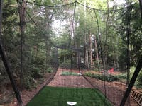 #42 Square Hung Knotted KVX200™ Beartrap Net