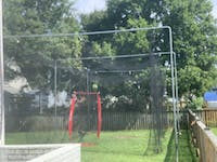 #24 HDPE Batting Cage Net Only (No Frame)