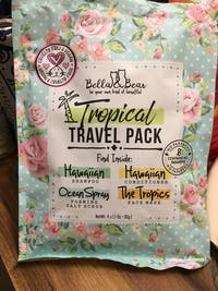 Bella and Bear Travel Pack Shipping Only Free Sample -Please Read Description For Details Before Ordering!