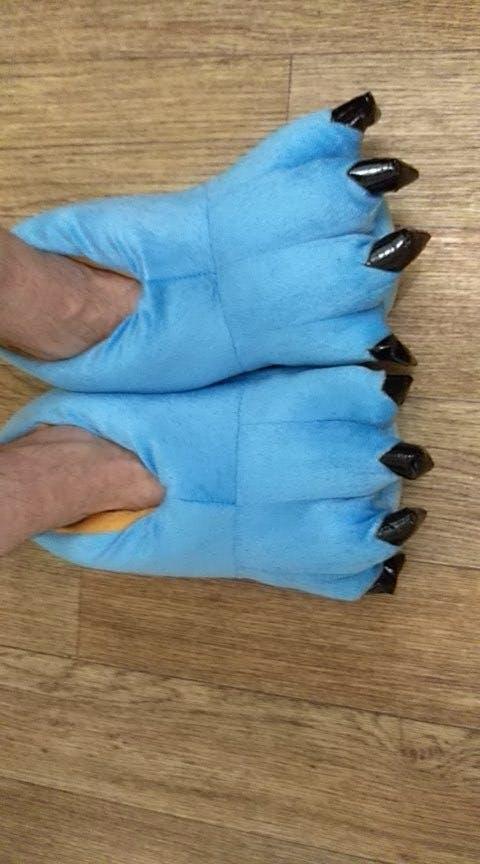 Kigurumi Animal Slippers for Adults