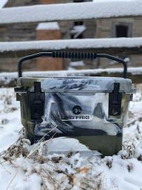 20 qt Badlands Cooler