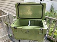 *Limited Edition* OD Green 45qt Badlands Cooler