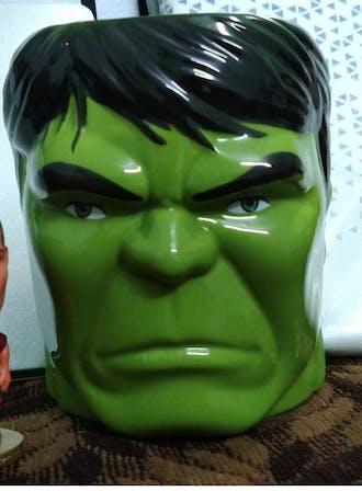 Hulk 3D Mug