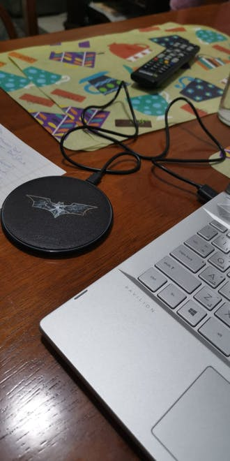 Batman Wireless Charger