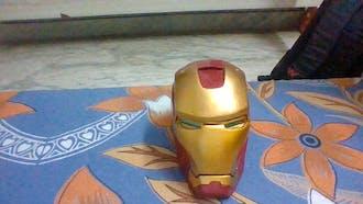 Iron Man Ashtray