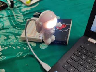 Astronaut USB Night Light