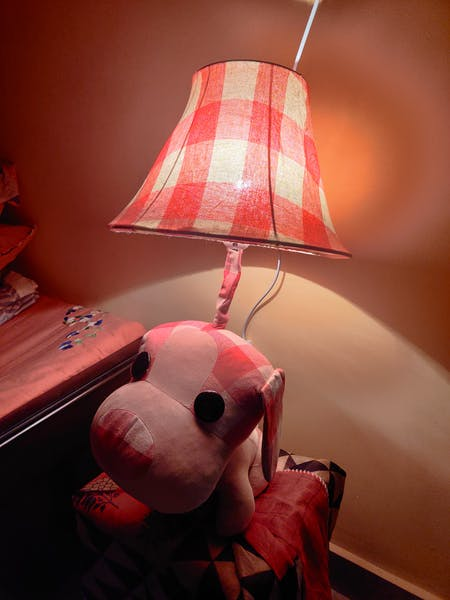 Doggo Soft Toy Lamp