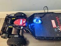 Land Cruiser - New Carbon Fiber Deck for Electric Skateboard