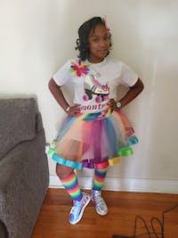 Princess Nora Unicorn Skate