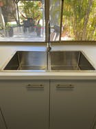 Madison 775x450 Double Bowl Sink