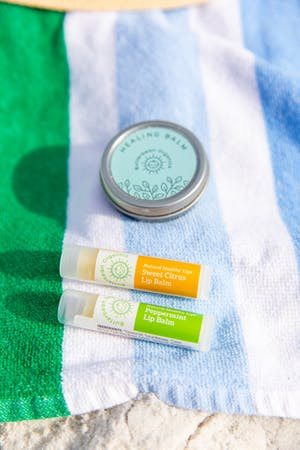 Butterbean Organic Lip Balm