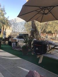 Desert Military Reinforced Camouflage Netting
