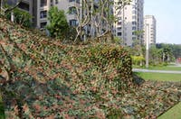 Woodland Military Reinforced Camouflage Netting [Bulk Roll]