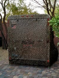 Woodland Military Reinforced Camo Netting