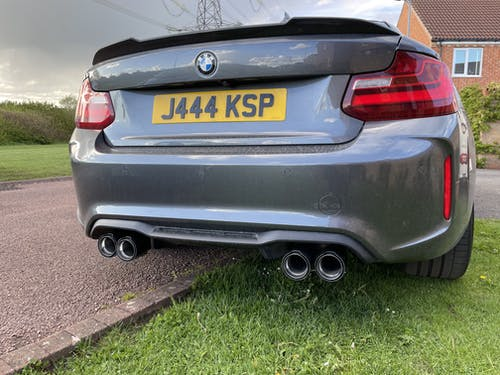BMW MPerformance Exhaust Tips