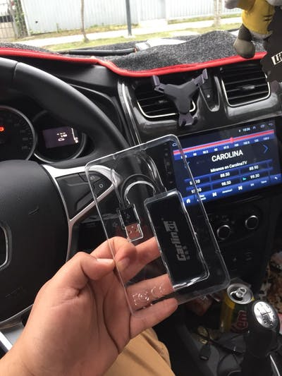 (Autokit) Carlinkit Wireless CarPlay Dongle for Aftermarket Android Head Unit