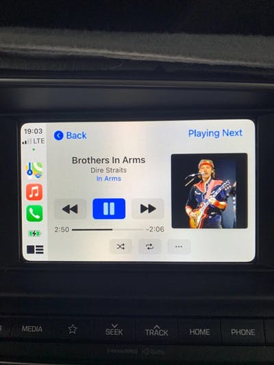 (U2W Plus) Carlinkit 2.0 Wireless Adapter Dongle for Wired Apple CarPlay