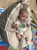 Whimsy Baby Bean Bag