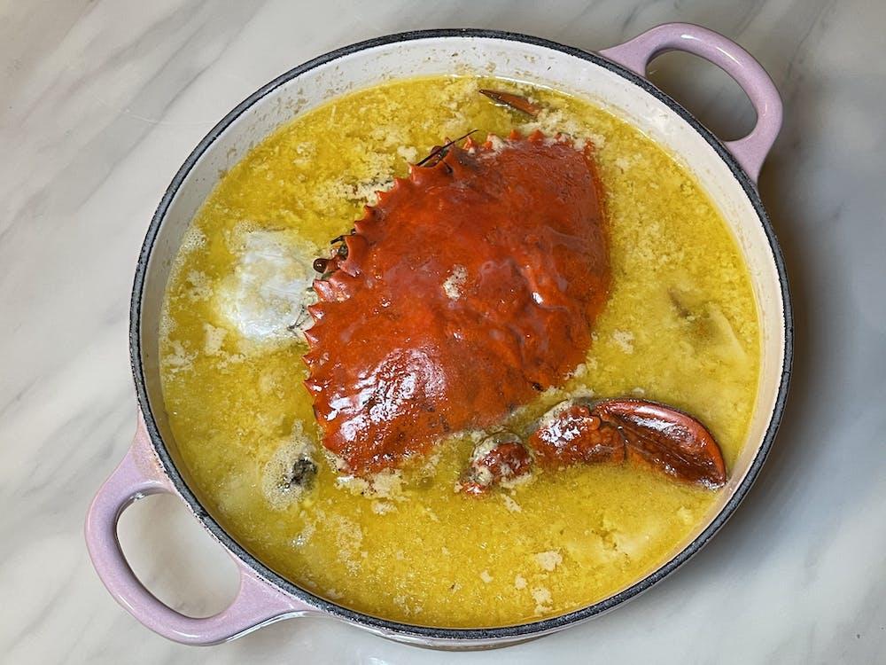 Crab Bee Hoon Recipe Kit