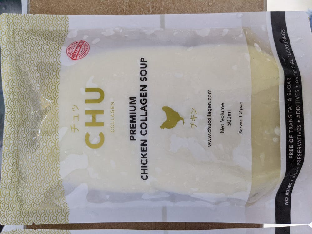 2-Litre bundle: Premium Chicken Collagen Soup (2L)