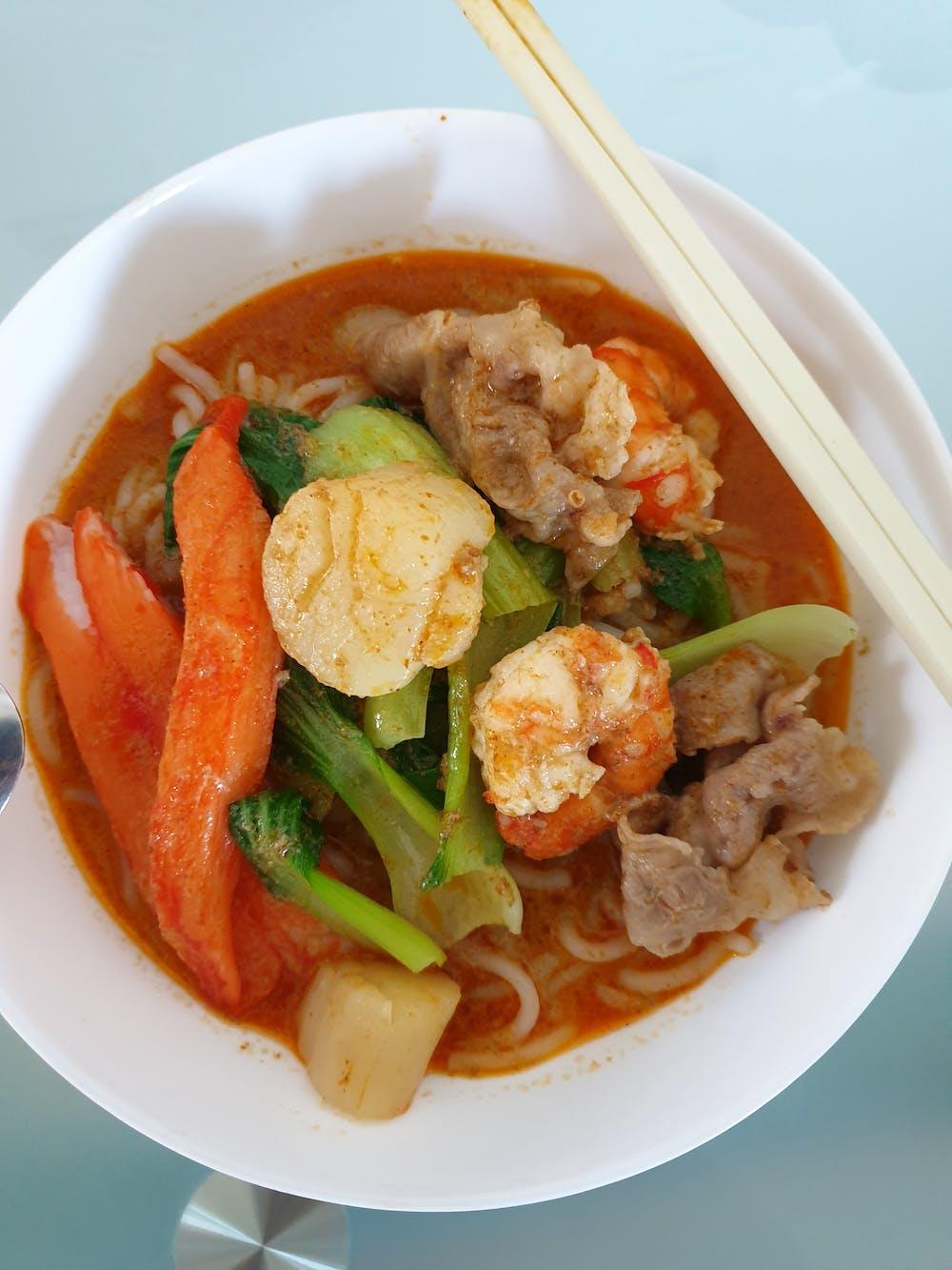 2-Litre bundle: Premium Laksa Soup (2L)