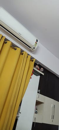 American-Elm Glorious Yellow 2 Panel Light Blocking Blackout Curtains