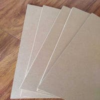 Whittlewud Pack of 10 Sheets MDF Boards for Art and Craft, MDF Wooden Board for Plaque Sign Arts Painting Staining Wood Pieces (Multiple Sizes Available)