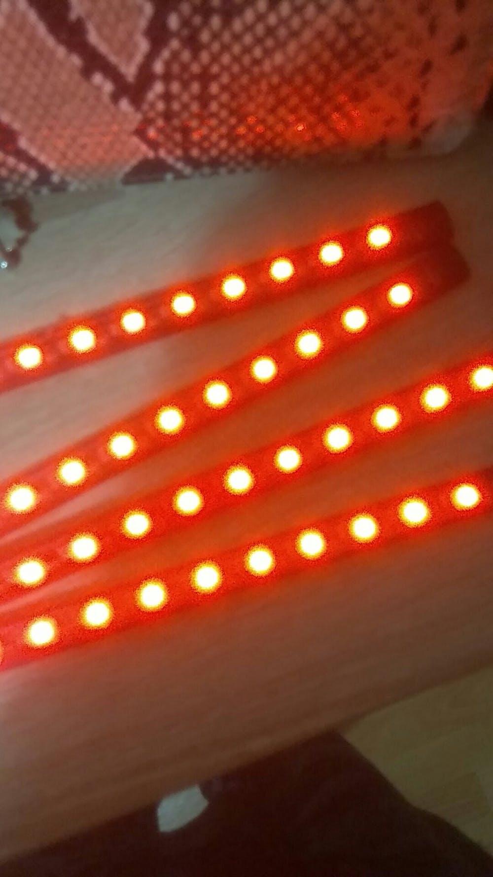 RGB LED's