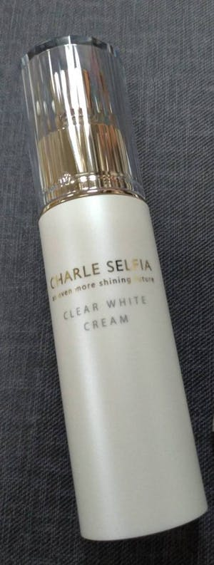 CLEAR WHITE CREAM
