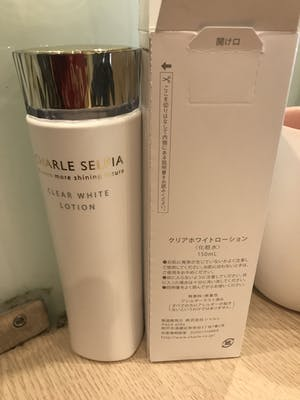 CLEAR WHITE LOTION