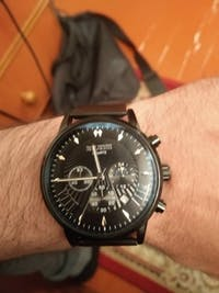 RAVERE Quartz Men's Watch