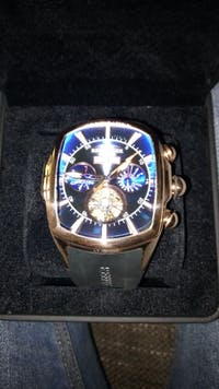 TOURBILLON MAX RT Automatic Watch
