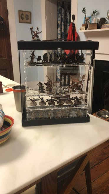 ORCA CASE | Acrylic Modular Display Case