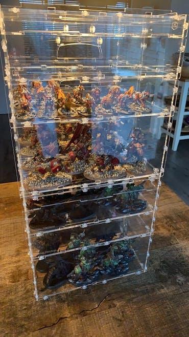 HUMPBACK FORTRESS CUBE | Miniature Gaming Bundle