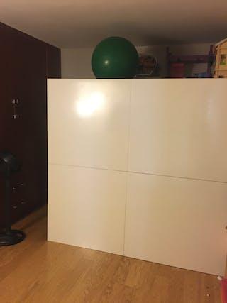 Everpanel L-Shaped Partition Room Divider