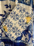 Clutch Bag - Capri