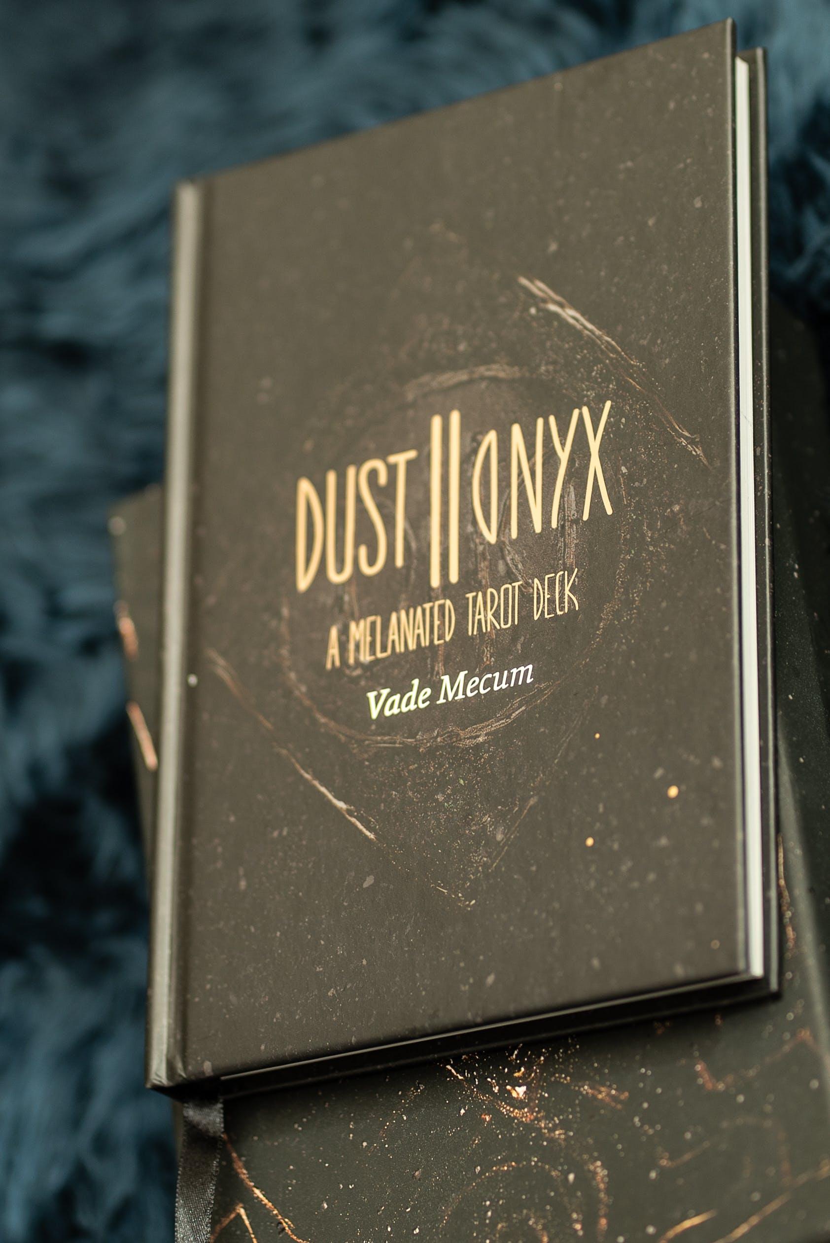 Dust II Onyx: A Melanated Tarot - 2nd Edition