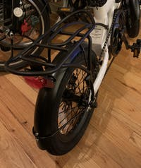 Qualisports Rear Rack for Nemo Bike