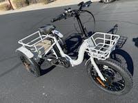 Eunorau New-Trike 48V/12.5Ah 500W Folding Electric Trike