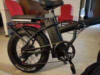 Rattan LM 750 48V/13Ah 750W Fat Tire Electric Bike LM750