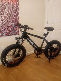 Electric Mountain Bike Nakto Discovery 300W 48V 8Ah - DisXB200010