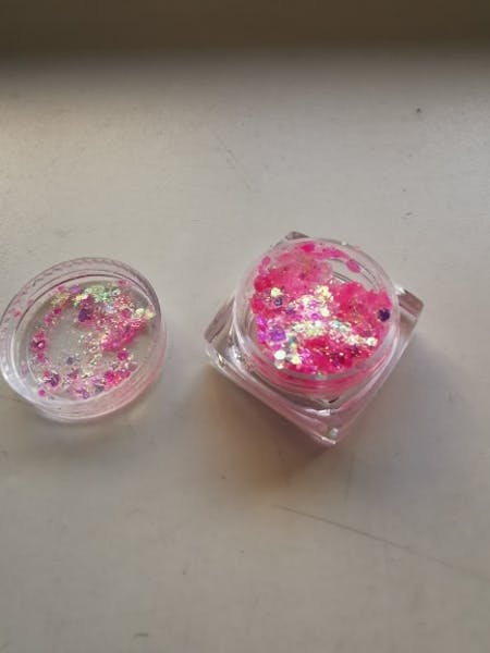 Sparkling Face and Body Glitter