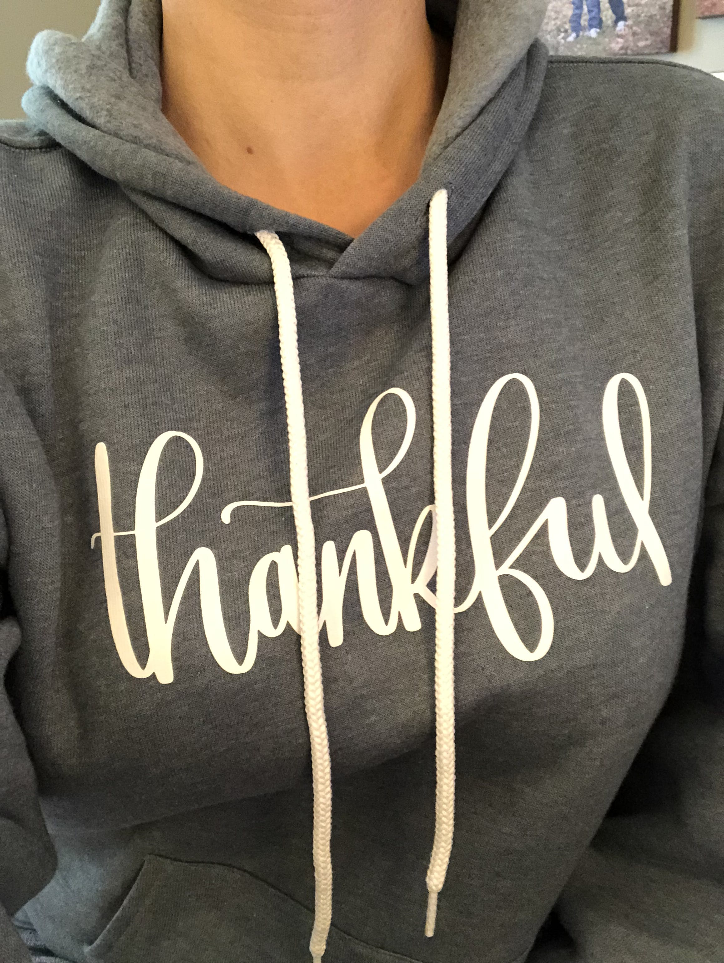 6d4b07fa74b11a User picture. Thankful Hoodie