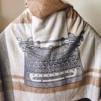 Typewarmer Hooded Blanket