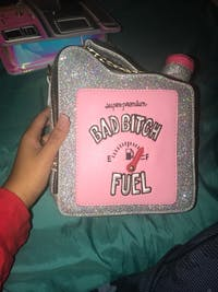 BAD B!TCH FUEL Gas Jug Handbag
