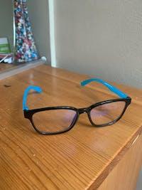 Fashionable Kids Anti Blue Light Glasses For School Screen Time