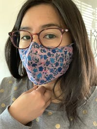 In Bloom Face Mask