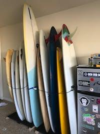 Foamy Surf Rack