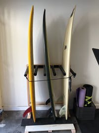 Woody Surf Rack