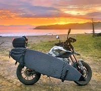SUP Moped Rack - For Stand Up Paddle Boards & Surfboards